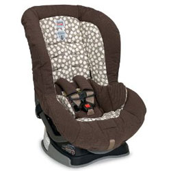 Britax Roundabout 55 Convertible Car Seat Review