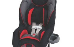 Graco ComfortSport Convertible Car Seat Review